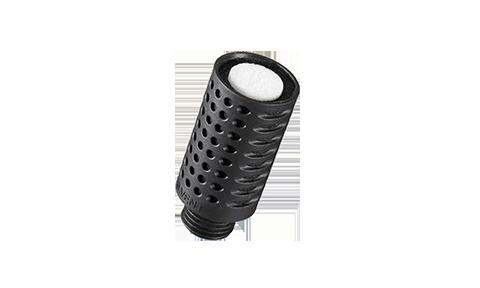 Silvent pneumatic muffler sis-03
